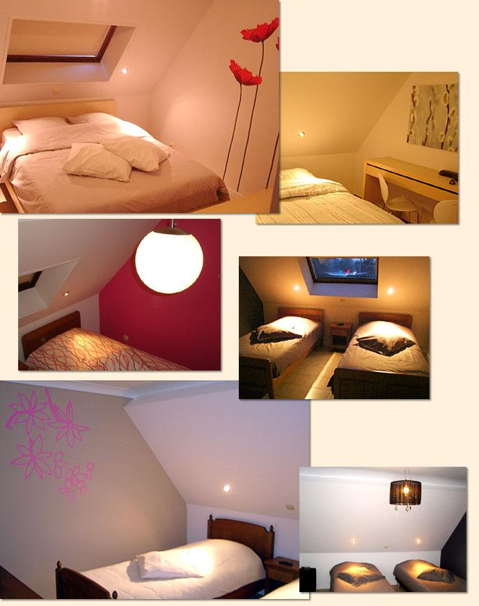 Hotel t buskruid bvba lummen - Kamer met douche in de kamer ...
